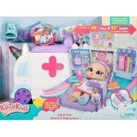 Kindi Kids Hospital Corner - Unicorn Ambulance, Кинди Кидс скорая помощь единорог