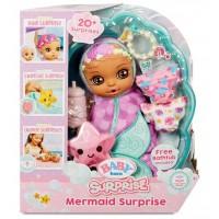 Baby Born Surprise Mermaid Surprise: кукла-русалочка и 20 сюрпризов