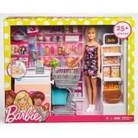 """Игровой набор Barbie """"В супермаркете"""""""