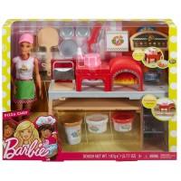 Игровой набор Barbie Pizza Chef, Барби Пицца-шеф