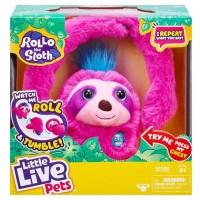 Little Live Pets Rollo The Sloth Интерактивный ленивец Ролло