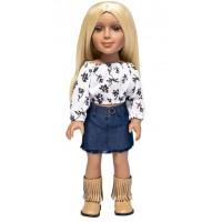 I'm A Girly Fashion Doll Zoe, кукла Зои