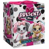 Present Pets Spin Master Интерактивная игрушка-сюрприз собака