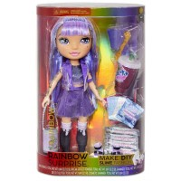 Poopsie  Rainbow High Surprise Slime - Amethyst Rae, Кукла Пупси Фиолетовая со слаймам
