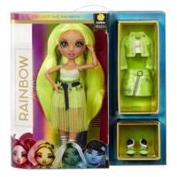 Rainbow High Karma Nichols, 2 серия зеленая кукла